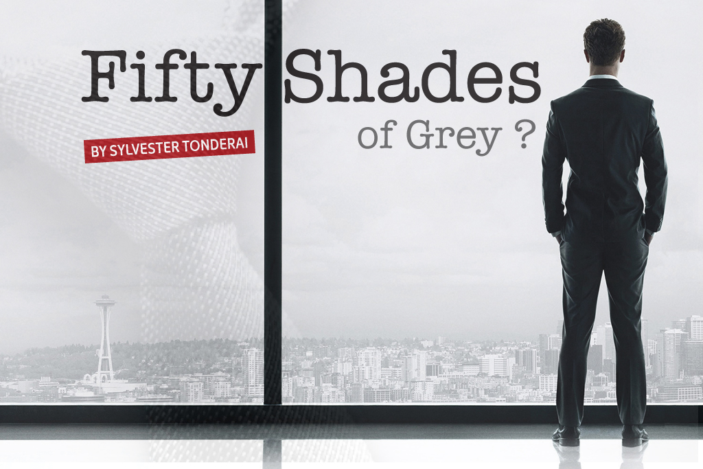Fifty Shades of Grey?