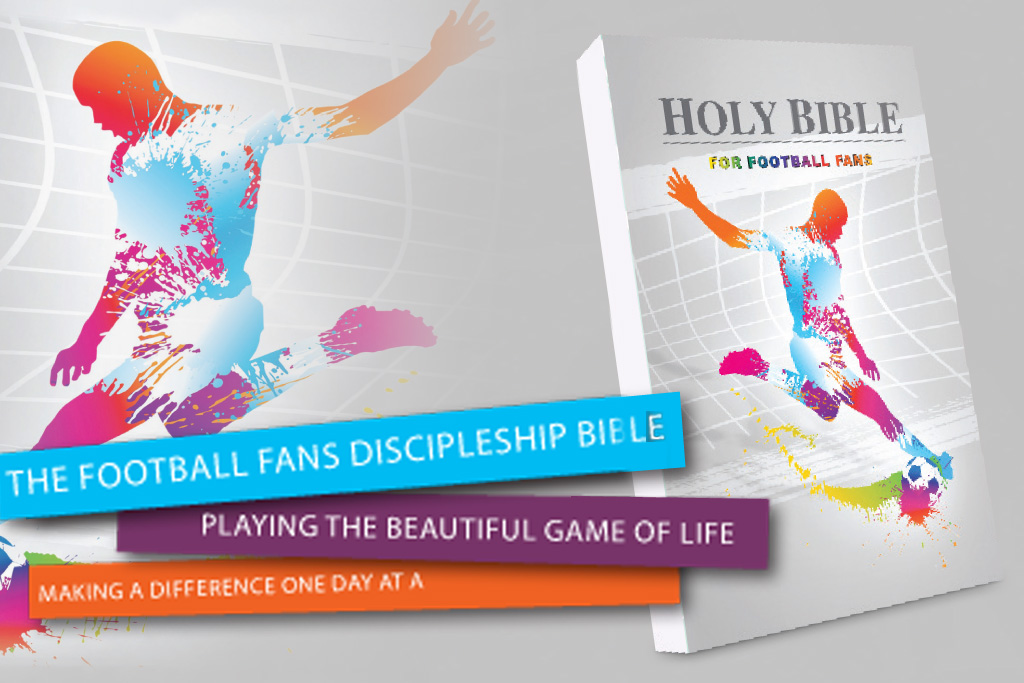The Football Fans Discipleship Bible