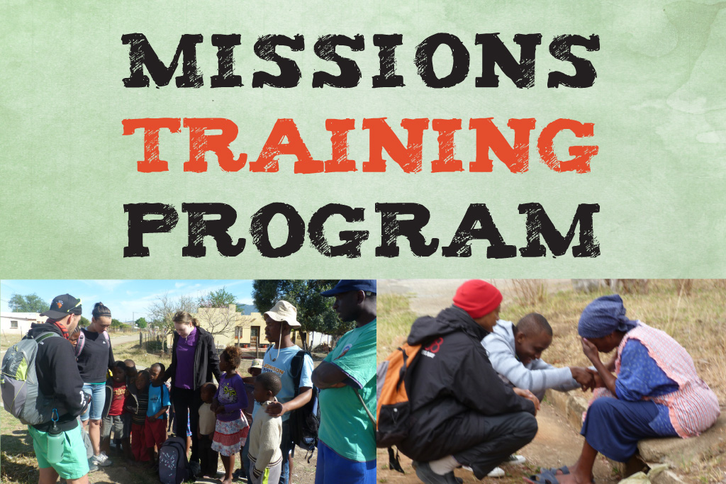 Missions Training Program