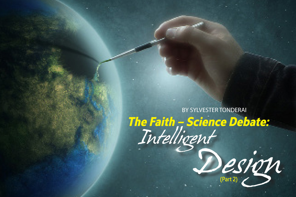 The Faith - Science Debate Part 2: Intelligent Design