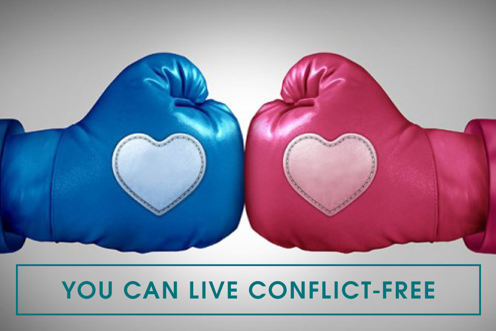 You Can Live Conflict-Free