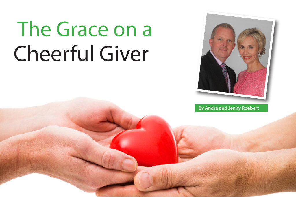 The Grace on a Cheerful Giver