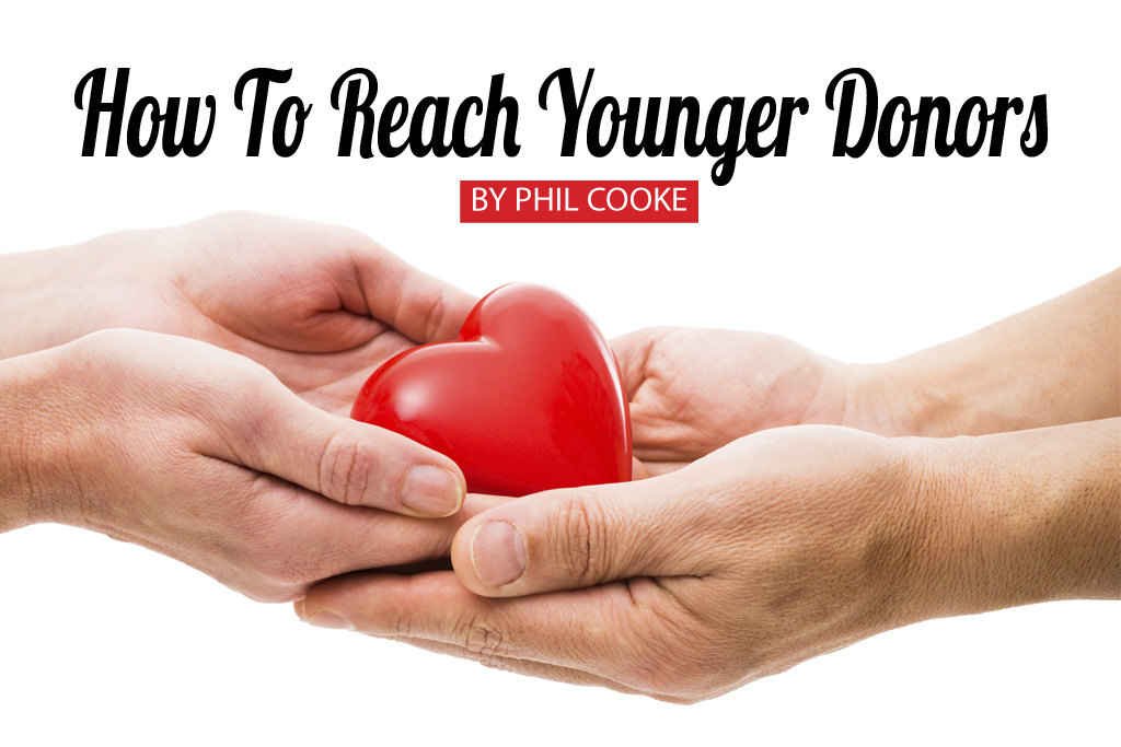 How To Reach Younger Donors