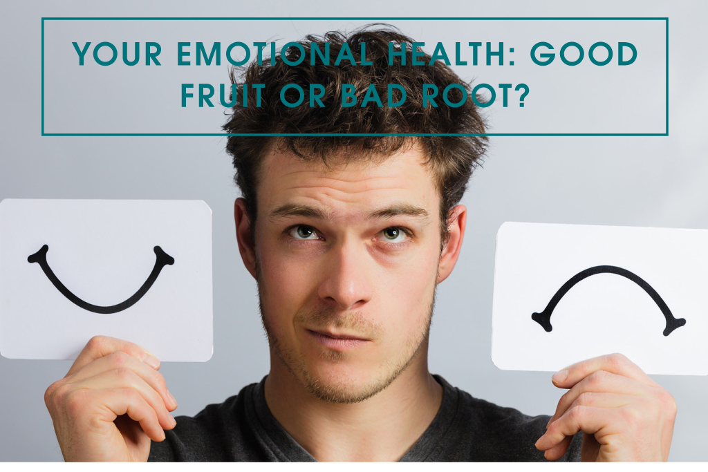 Your Emotional Health: Good Fruit or Bad Root?