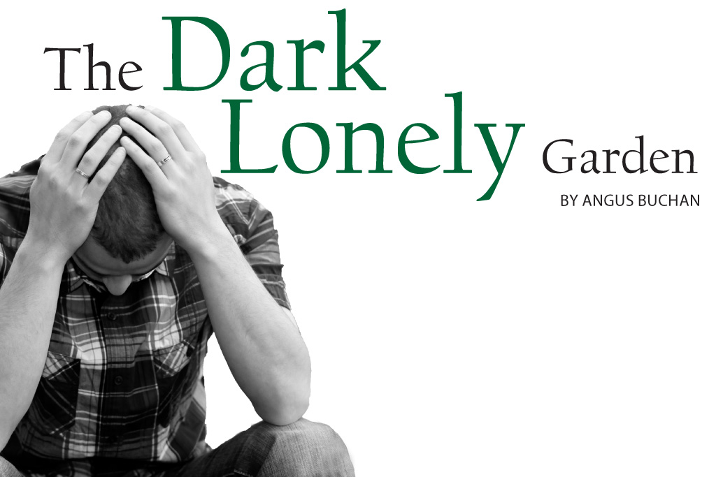 The Dark Lonely Garden