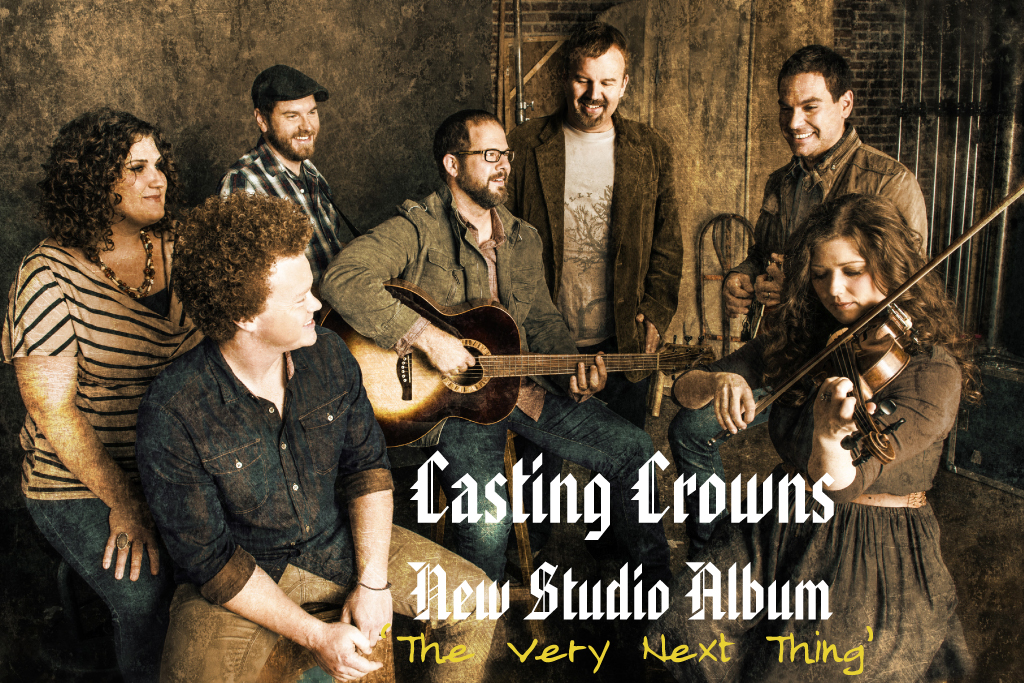 Casting Crowns New Studio Album