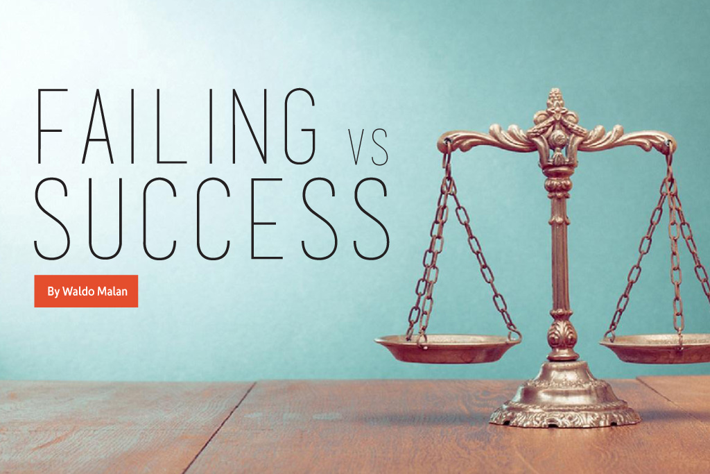 Failing vs Success