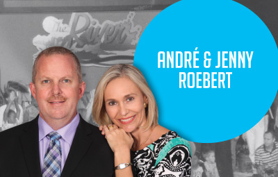 André and Jenny Roebert