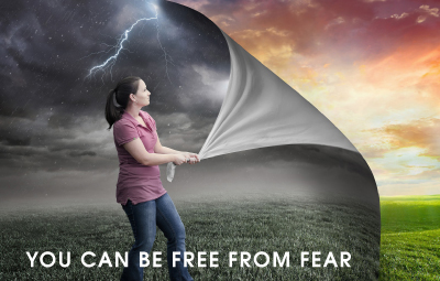 You Can Be Free from Fear