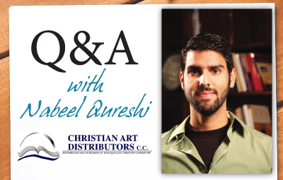 Q&A with Nabeel Qureshi