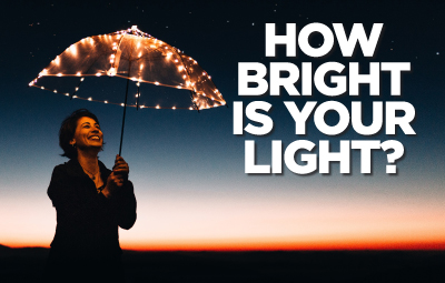 How Bright is Your Light?